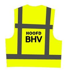 Bestel hier onze BHV materialen